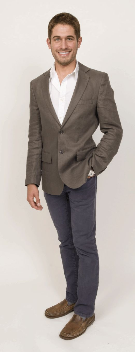 22 best business casual for him images on pinterest for Dress shirt for interview