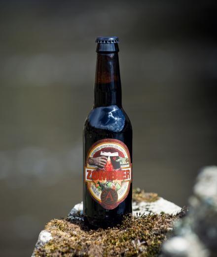 Zombier - Our Beers | Fyne Ales