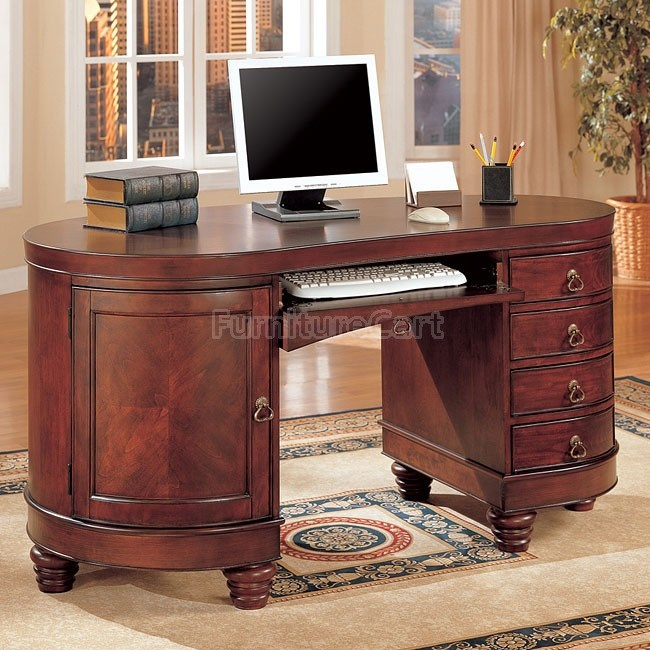 Traditional Kidney Shaped Desk in 2019 | 4 The Lady's ...