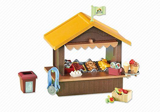 summer camp kiosk sommercampkiosk produktnr 6516