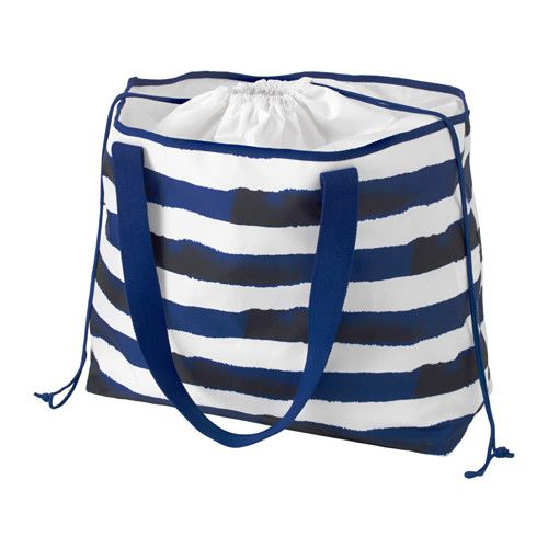 Ikea sommar 2016 beach bag you can easily take your for Ikea beach towels