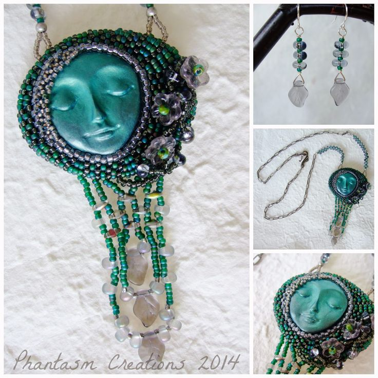 Phantasm Creations: Benefit Auction for New Growth Necklace