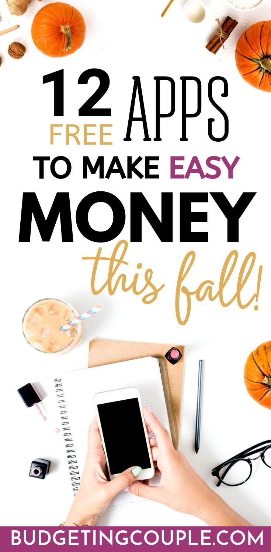 12 kostenlose Apps, mit denen Sie im Herbst * einfach * Geld verdienen können! (Beste Apps zum Geldverdienen)