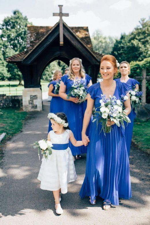 Summer Countryside Wedding Berkshire Wedding Photographer