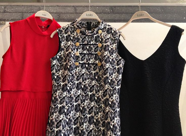 Lussile Party Dresses A/W 14 #party #dress #pretty #ootn #military #lussile