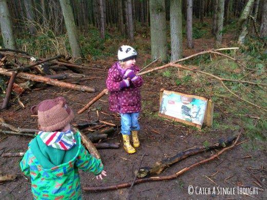Stick Man Trail, Delamere Forest
