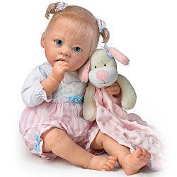 Baby Doll: Sleepytime Emma Baby Doll - Realistic Baby Dolls