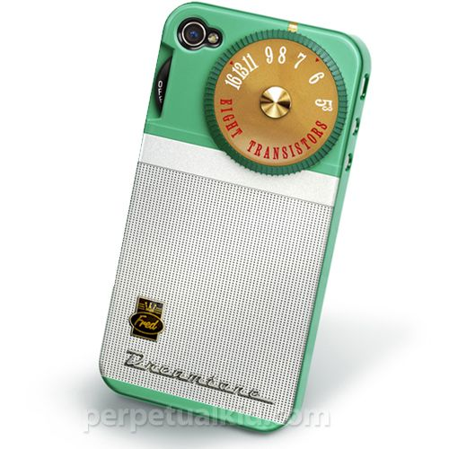 retro iphone case.
