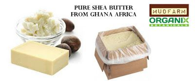 Toronto Natural Shea Butter: Raw Unrefined Shea Butter Canada - Imported from G...