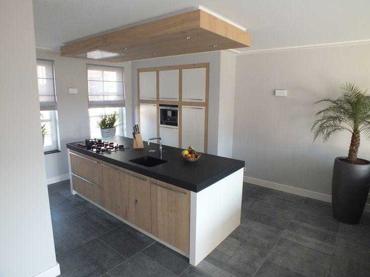 GERO|interieurs - Keuken Landelijk Strak 50 http://gero-interieurs.nl/
