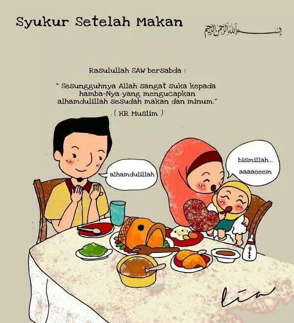 Let's say Alhamdulillah