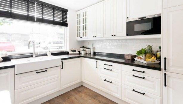 ideeën over Keuken Handgrepen op Pinterest - Kast Handgrepen, Keuken ...