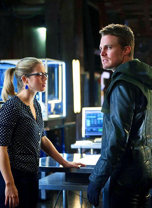 Arrow - Oliver & Felicity