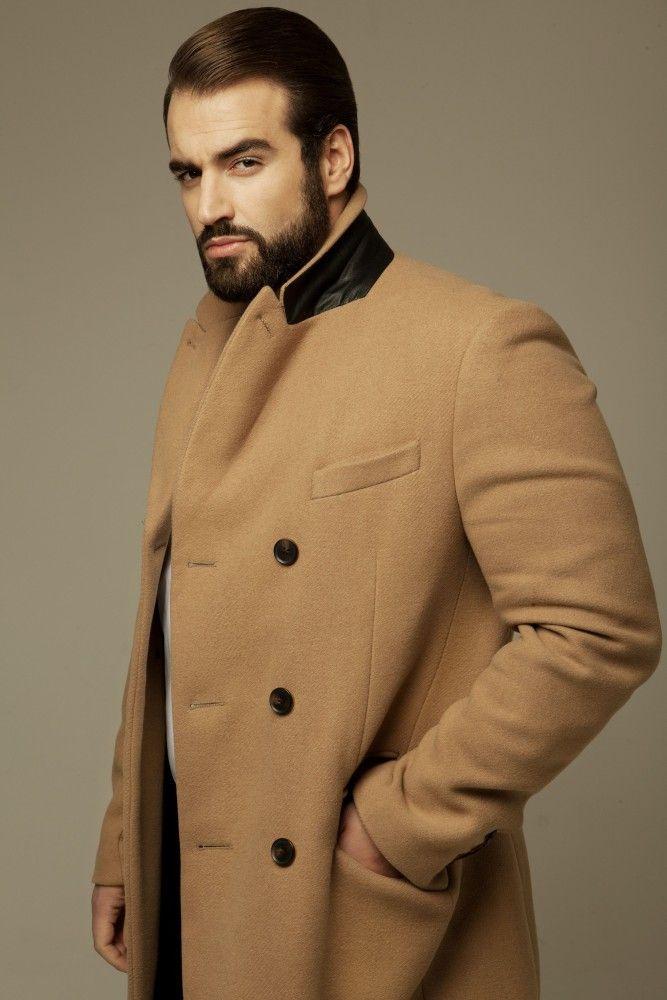 Profession : Plus Size Male Model - Mannequin homme grande taille - Steve - Bridge Models agency