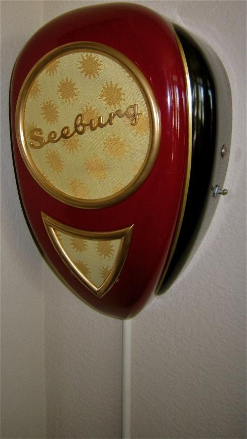 Vintage Seeburg Wall Speakers Jukeboxes Pinterest