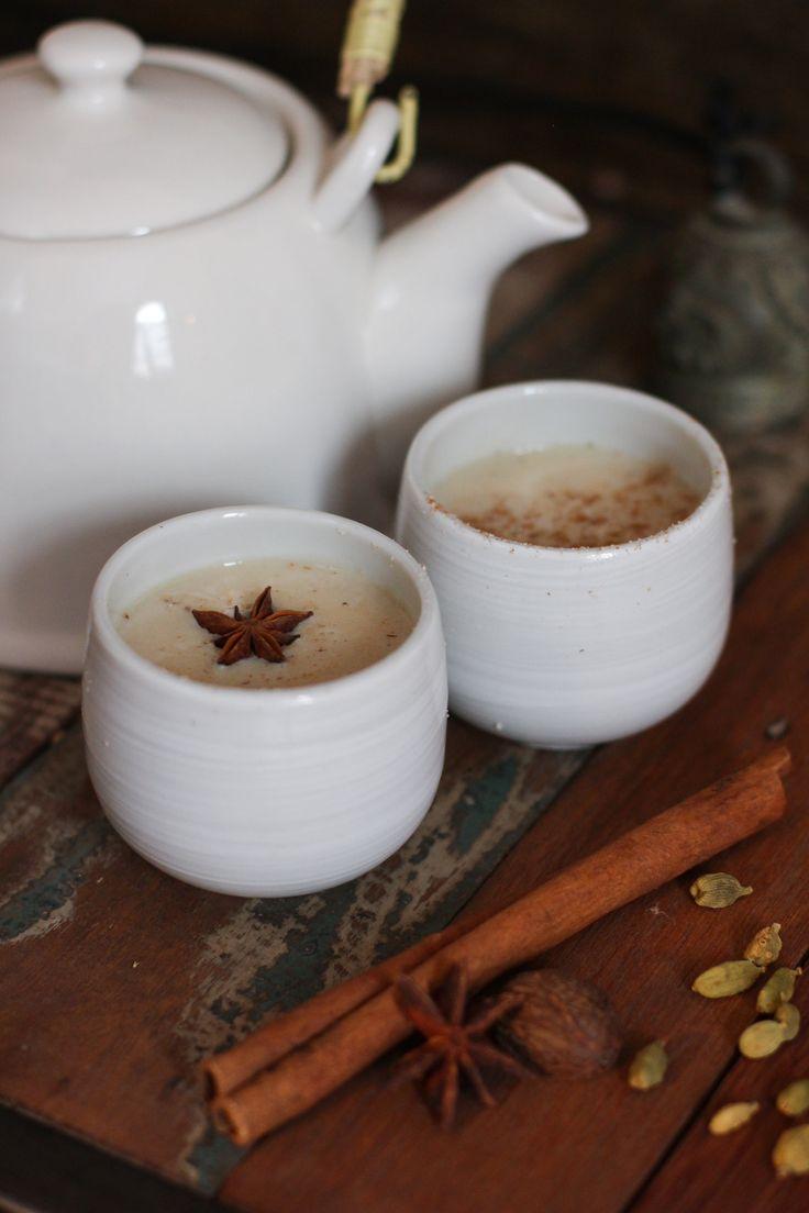 Te verde con masala chai latte - Ebook 25 recetas de brunch saludables - www.chilemolepasta.com