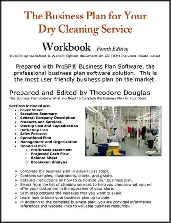 A Sample Laundromat Business Plan Template FREE