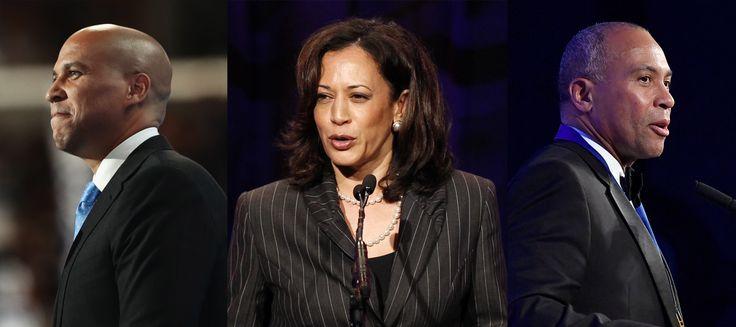 Why leftists don't trust Kamala Harris, Cory Booker, & Deval Patrick