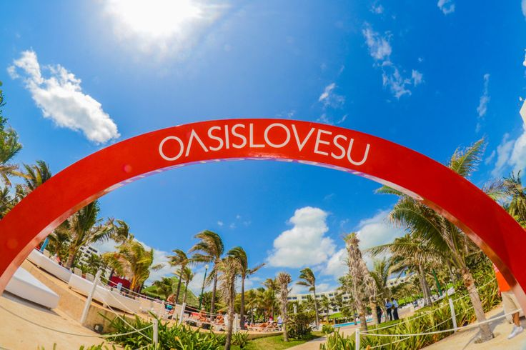Oasis Hotels & Resorts - Best Cancun Resorts & Hotels - All Inclusive Resorts in Cancun Mexico - Which Oasis Hotel Are you?