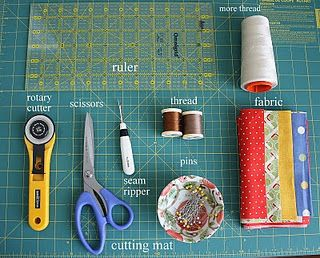 Everything you need to know about making a quilt - with gorgeous pictures!