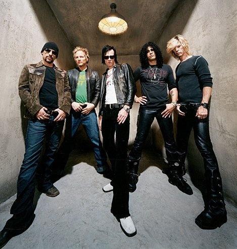 Velvet Revolver, the second coming of Guns n' Roses.