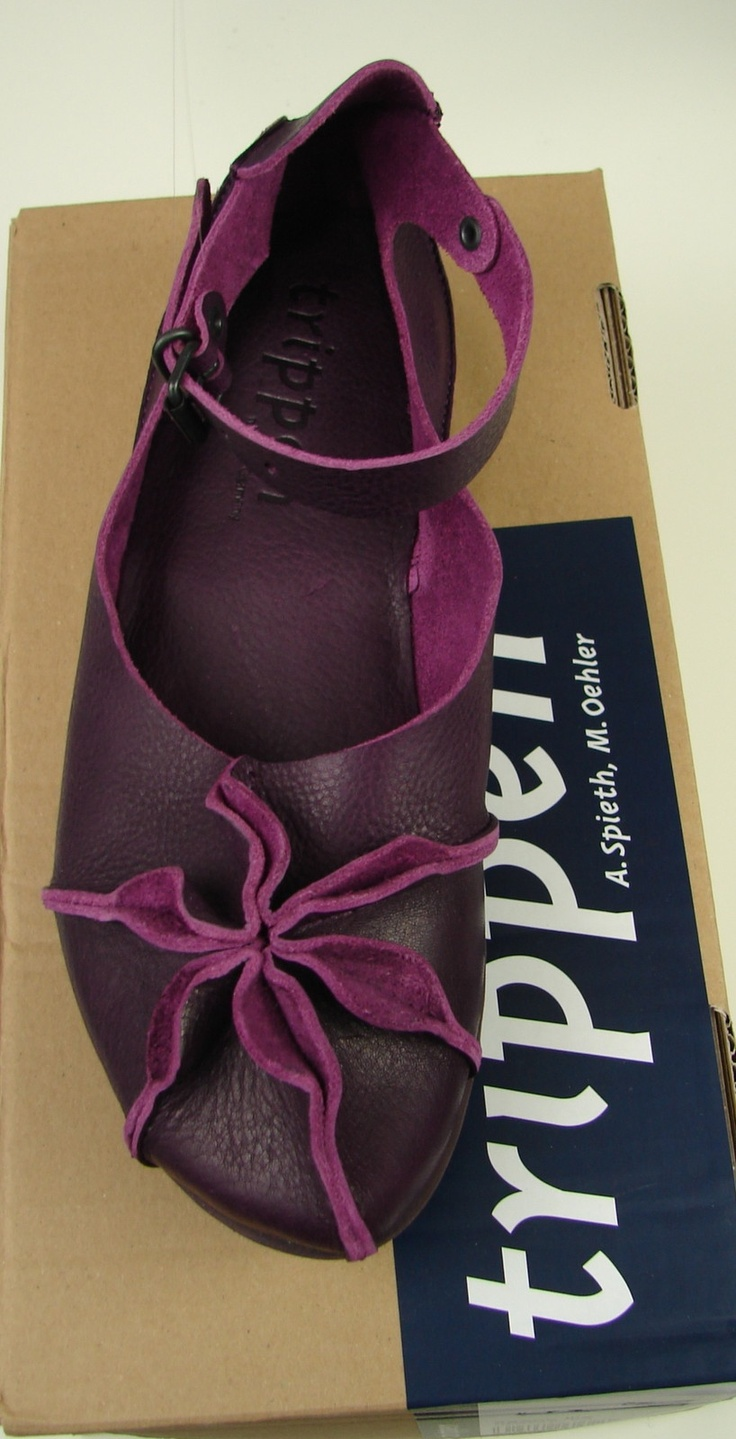 Trippen 'Peony' Shoes | eBay