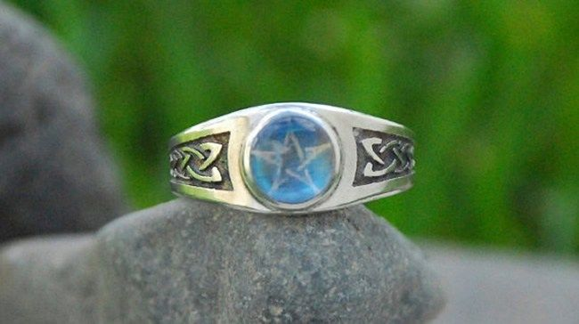 Magic Rings | Things to wearguard Ringfor luck wealth prosperity