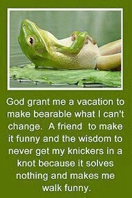 :-): Words Of Wisdom, Remember This, God, Need A Vacations, Quotes, Funny Commercial, So Funny, Knot, Serenity Prayer