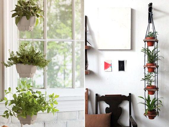 Se você mora em apartamento pequeno, com certeza já ouviu falar que os jardins verticais são a solução perfeita para você, e realmente são — mas não a única. Ainda há esperança para quem quer ter um jardim para chamar de seu, mas não tem nenhum espaço livre em uma varanda ou em uma paredeLeia mais