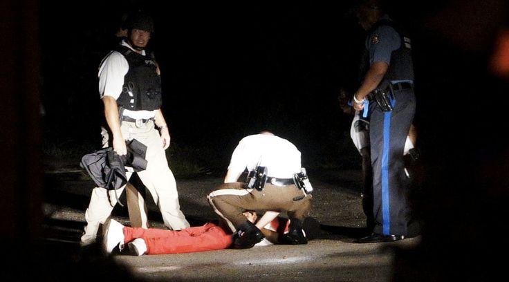 Teen Shot By Police In Ferguson Identified As Tyrone Harris, 'Friend of Michael Brown'