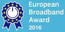 Winners of the European Broadband Awards 2016 - Category 1: Innovative models of financing, business and investment: The construction of the Wielkopolska Broadband Network assisted in improving the region's competitiveness, reduced economic migration of younger people and made it possible to build a knowledge-based economy.
