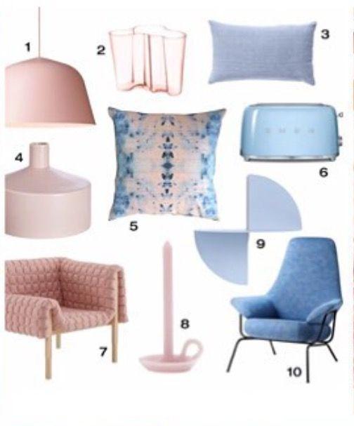 10 best Pantone Rose Quartz & Serenity! images on Pinterest   Rose ...