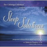 Sleep Solutions (The Calming Collection) (Audio CD)By Roberta Shapiro
