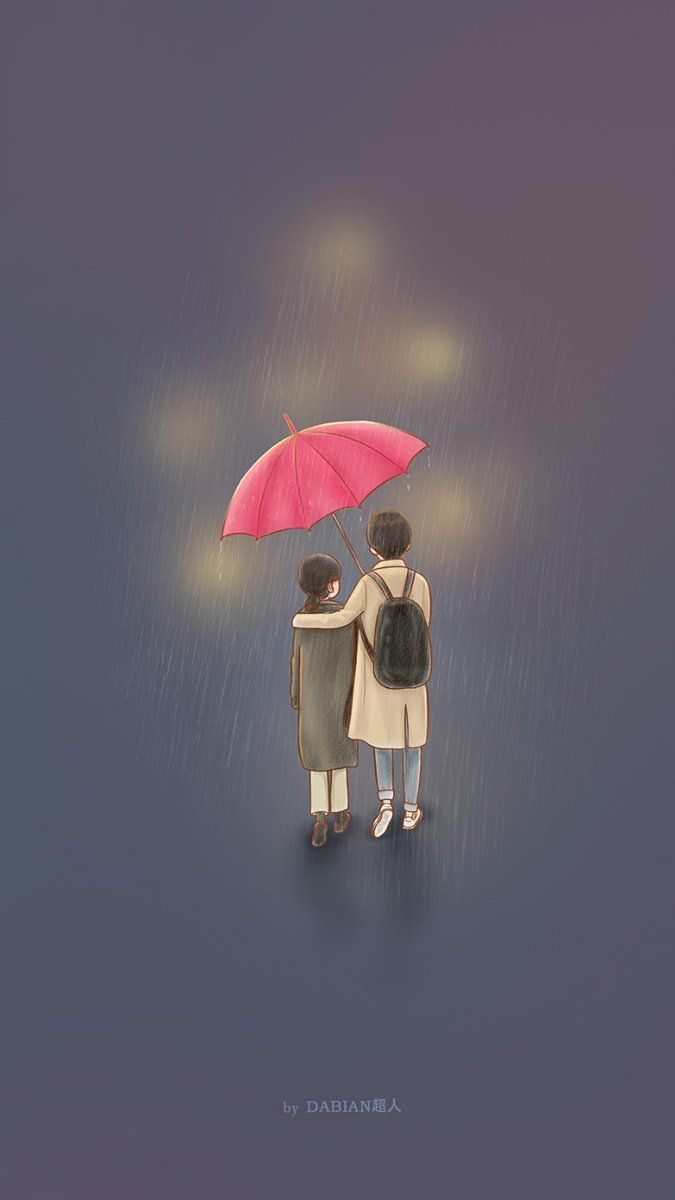 Stand By Your Man Pretty Noona Who Buys Me Food Something In The Rain Cute Couple Wallpaper Anime Wallpaper Animated Love Images Anime love couple wallpaper
