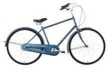 Bicicleta holandesa Electra Bike Amsterdam Original 3i men's azul para hombre