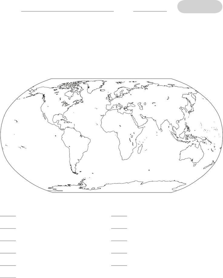 Harta Muta A Lumii Harta Coloring Pages Map Color