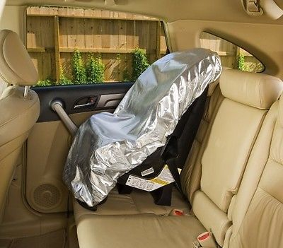 Baby Infant Car Seat Cover Canopy New Car Booster Cooler Sun Protection - http://baby.goshoppins.com/safety-seats/baby-infant-car-seat-cover-canopy-new-car-booster-cooler-sun-protection/