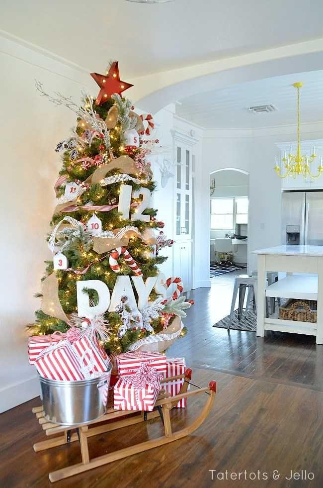 20 Amazing Christmas Tree Decorating Ideas A Blissful Nest Amazing Christmas Trees Christmas Tree Decorations Photo Christmas Tree
