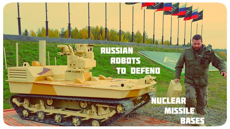 #MadeInRussia #Robots