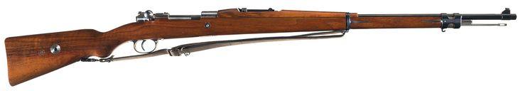 Excellent Brazilian Contract DWM Model 1908 Bolt Action Rifle
