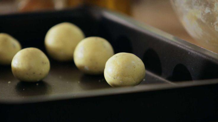 Pão de mandioquinha (ou batata baroa)