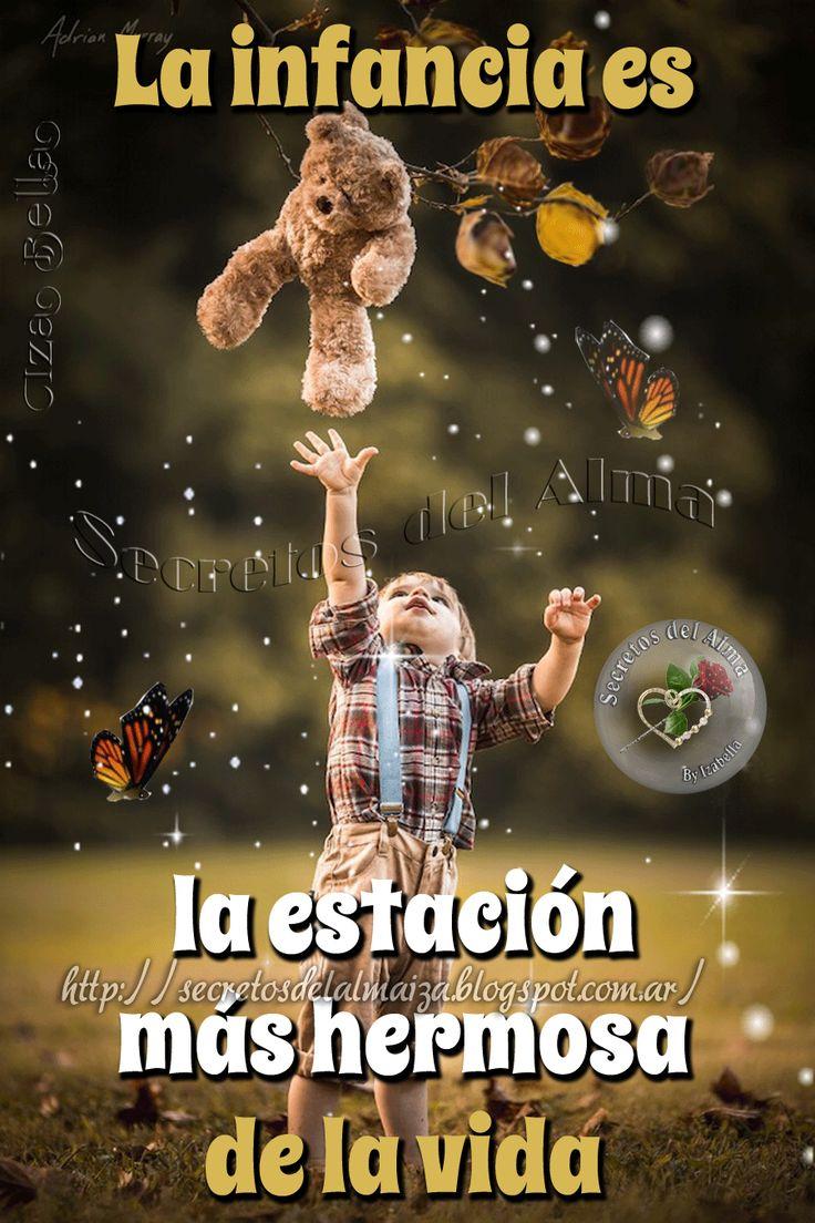 ♥ Secretos del Alma ♥ : La infancia