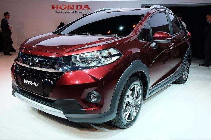 Mobil Crossover Terbaru Besutan Honda - Solusiobi.com