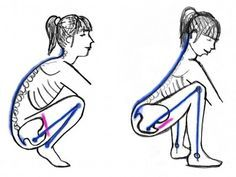 If your low back is feeling stiff, achy and about to spasm (or you're already there), then do the following nine stretches. Try performing this sequence three times a day. Once the pain is considerably less, you can reduce the sequence to once a day and ultimately three to four...More