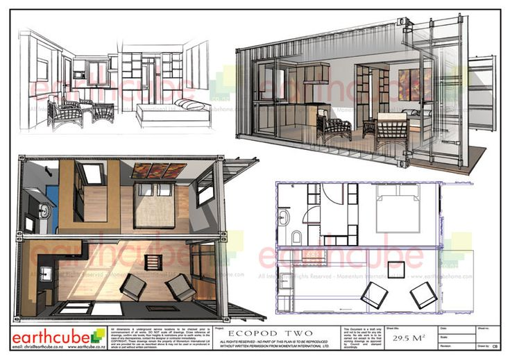 Container Homes Designs And Plans Magnificent Decorating Inspiration