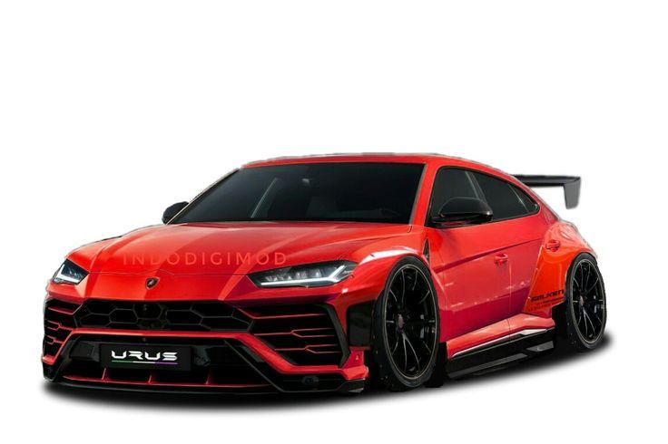 Lamborghini Urus Liberty Walk