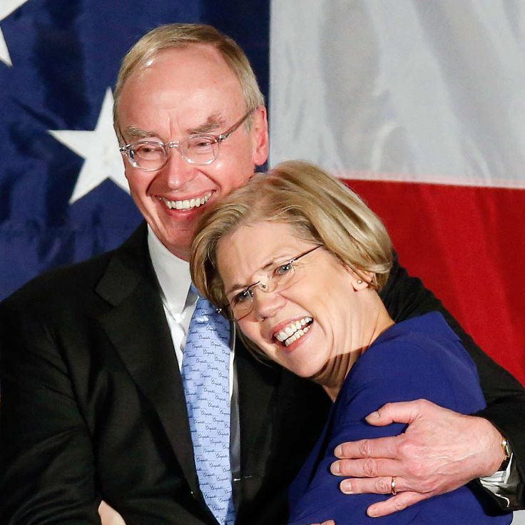 Today's Feminist Fairy Tale: Elizabeth Warren Proposed to Her Husband