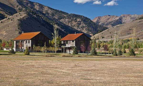 Sun Valley Mountain Modern by Signum Architecture