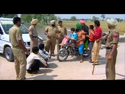 Family 424 - Part 8 of 9 - Gurchet Chittarkar - Superhit Punjabi Comedy Movie - YouTube