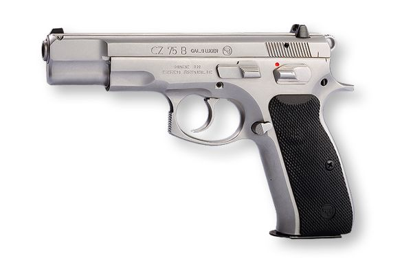CZ 75 B STAINLESS | Pistols standard - Ceska zbrojovka